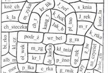 karty pracy ortografia