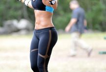 My fitness inspiration / I am working on maintaining my weight and being toned.
