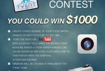 Video Review Contest / $1000 BIG CASH PRIZE! If you own a Tyent #waterionizer, then you qualify to enter to win BIG. If you currently own a Tyent ionizer, then create a 60 second or less video review, make sure you show your Tyent Water Ionizer and share your Tyent alkaline water experience in the video. If you do not own a Tyent Water Ionizer but would like to, then you also qualify to enter! Simply share with us why you would love to own a Tyent Water Ionizer in a 60 seconds or less video.