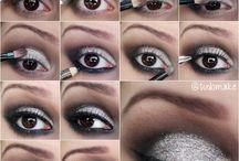 Maquiagem festa . Formatura