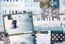 simple stories snow fun