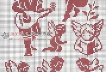 Patterns : Cross Stitch / cross stitch patterns