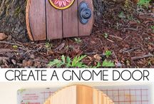 Gnome Homes / Because we love gnomes and we believe they need good homes! / by McGuckin Hardware