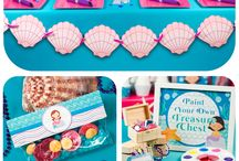 Little Mermaid Under the Sea Party