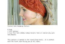 Crochet Hats & Headbands / Crochet Hats & headbands