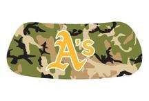 Oakland Athletics  / by EyeBlack.com