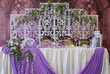 Свадебный стол Ж+Н