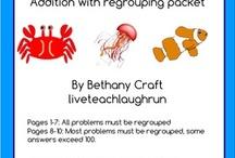 Math Teaching Products