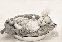 Mia {newborn photo shoot}