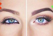 Eye makeup ideas / Makeup