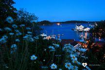 Lokal foto / Landskapsbilder fra Sørlandet