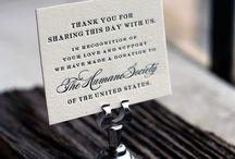 Wedding Favors/ Bomboniere