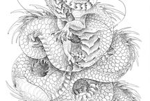 art dragon