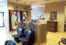 Salon Interiors / Salons we have done at A & A Beauty Supplies And Design and more