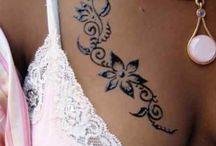 Tetování / Lion scetch