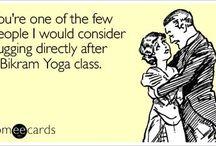 Yoga / Everything yoga - hot, bikram, the lot!