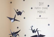 Origamis Kirigamis