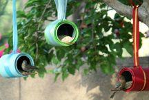 Vögel / Gartenideen