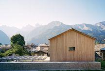 Casa Atelier, Armando Ruinelli
