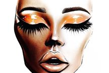 Woman-Face-Animation-Art