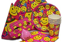 Birthday Party Packs and Kits / Theme based birthday party packs and kits for kids birthdays.