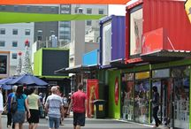 Christchurch Container City / Christchurch Container City http://www.canterbury-builders.co.nz/