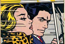 Pop Art & Comics / by Catherine Díaz