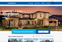 Lennar Announcements / Introducing the all new LENNAR.COM! Faster searching. More content and photos. Enhanced features. Let us know what you think! http://www.lennar.com/New-Homes/Virginia/ / by Lennar Virginia