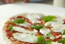 Pizza u.ä.