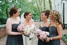 Curtis Center Wedding by La Petite Fleur