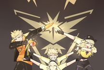 Team instict ♡