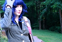 Ramona Flowers cosplay