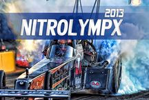 Dragster Racing - NitrOlympX