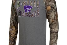 K-State Camo Collection / K-State Camo hats, shirts, hoodies and jackets