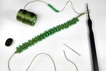 crocheting / by Susan D'Auria