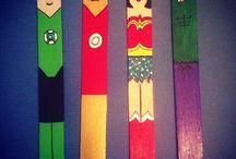 Superheroes & CBC