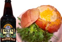 Cooking with Hale's Ales! / Hale's Ale's 'Cooking with Chef Mike': try this fabulous recipe featuring Hale's craft beer, designed by our very own in-house executive chef, Michael Diem!
