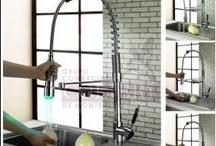Productos Led / Tenemos a la venta regaderas y llaves con tecnologia Led para saber la tempeatura del agua