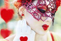 Voodoo queen of hearts