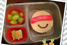 Kids lunch / by Stephenie Henderson Johnson