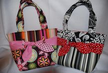 Crafts: Bags Purses Wallets Totes FlipFlops Shoes / by Kenny Burns