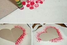 pintura corazon