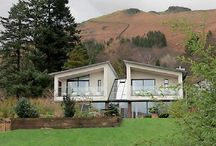 A Modern Muse / beautiful #Majik House project in Grasmere, Lake District