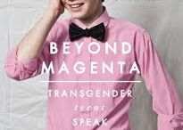 LGBT / ...where a central character in the book is lesbian, gay, bi-sexual or transgender. Also recent Non-fiction books on LGBT issues.