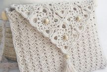 Crochet patterns bags