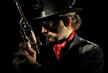 Steampunk Invertor & Craftsman, Gunsmith / Me...