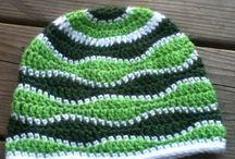 Návody inspirace-háčkování,pletení