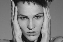 AGA / Agnieszka Chylińska // 2nd mother // since birth till death