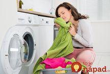 prádlo a záclony prášek do pečiva