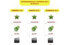 Internazionale a Ferrara 2014 / #intfe